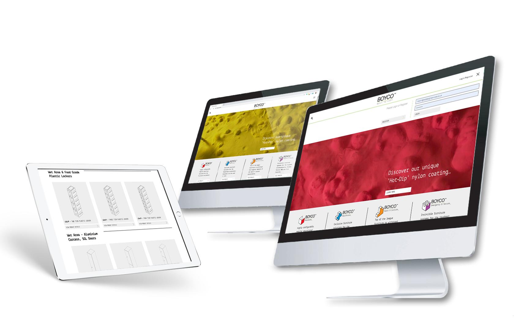 Boyco web development & SEO